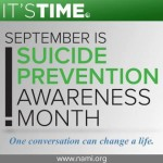 September Is Suicide Prevention
