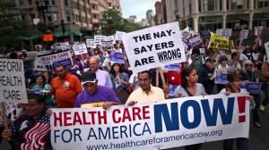 Health care reform tempest
