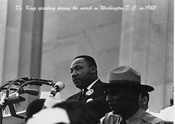 King's I have a Dream speech in 1963. Photo Credit: usaonrace.com