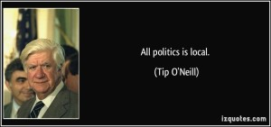 Tip O'Neill practiced civility. Photo Credit izquotes