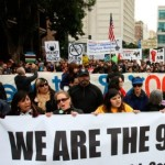 Occupy Movements Cut Across Race