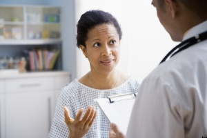 Racial biases in doctor offices impact health outcomes. Photo credit: chicagodefender.com