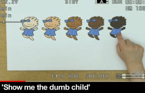 Kids race and racism. Photo credit: hahahadesigns.com