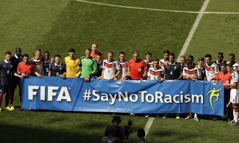racism plagues soccer games