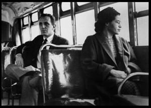 Rosa Parks deserves more. Photo Credit. greenparkingcouncil.org