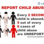 Domestic Violence Hurts Children