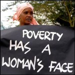 Poverty and No Health Care