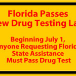 Florida Welfare Drug-Screen Law