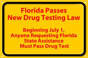 Florida Welfare Drug-Screen Law