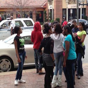 Oppression of Minority Teens