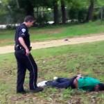 Police Shootings of Black Men