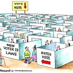 Exercising The Basic Right To Vote