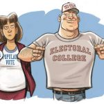 The Popular Vote and the Electoral College