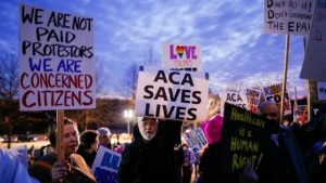 the obsession with repealing and replacing Obamacare