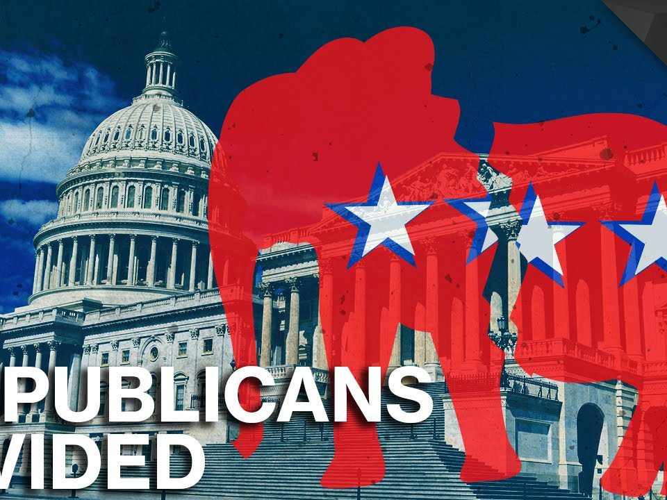 Republican Party has lost its way and identity.
