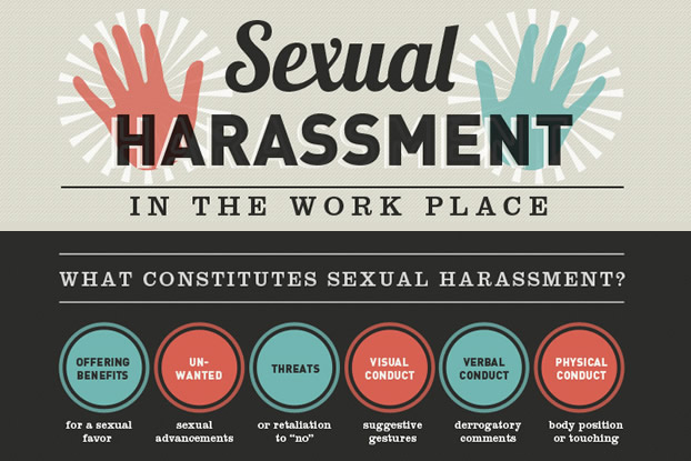 sexual harassment is an entrenched cultural problem