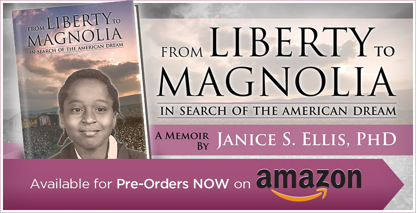 From Liberty to Magnolia book cover