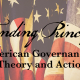 Moving Away From Great Principles That Built America