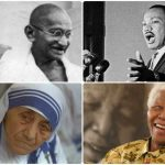 Where Are The Leaders Like Gandhi, Mother Teresa, Mandela, King