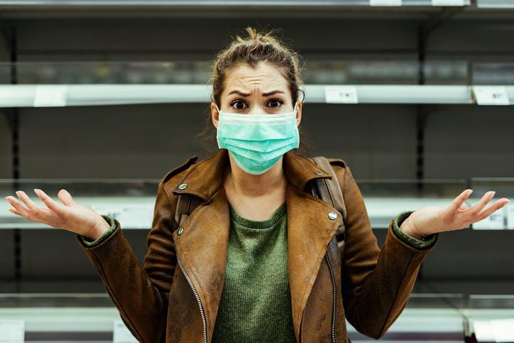 using common sense during coronavirus crisis