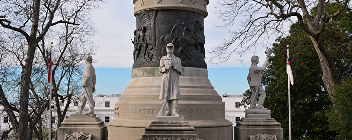 confederate statues and memorabilia belong in museums