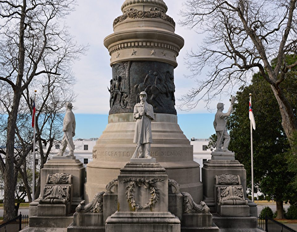 confederate statues and memorabilia belong in museums