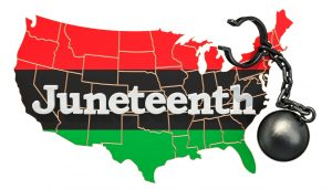 Juneteenth only celebrates the end of one form of slavery