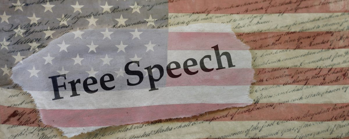freedom of speech without responsibility