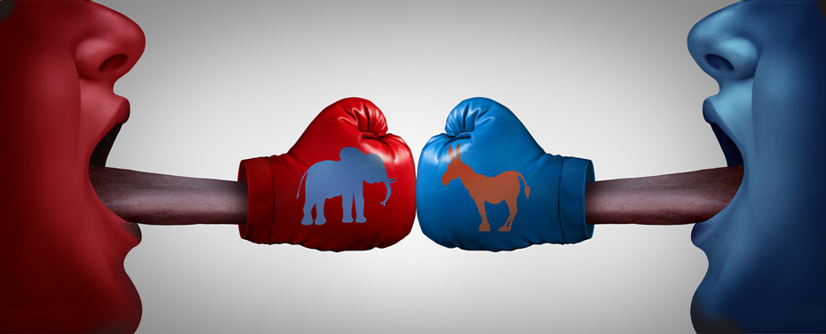 Partisan Politics is Defeating the Fight Against Covid